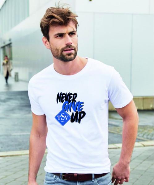 Herren Heavy T-Shirt weiß inkl. Druck
